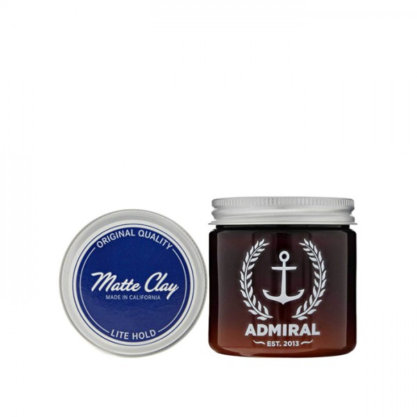 Admiral Matte Clay Pomade