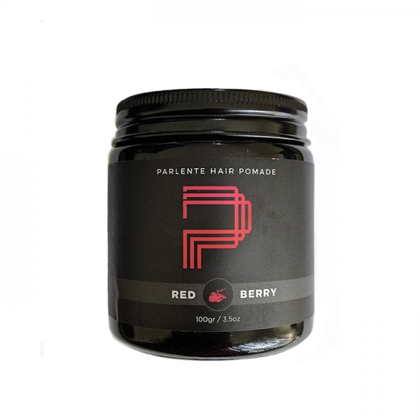 Parlente Pomade Red Berry