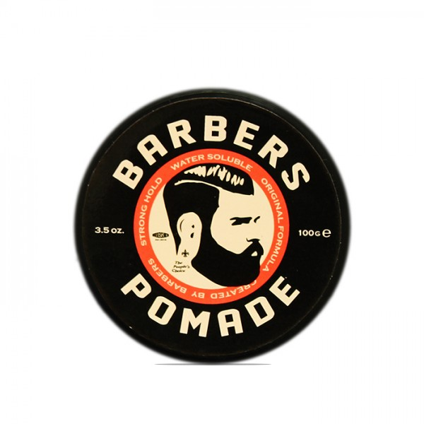 Barbers Pomade Strong Hold