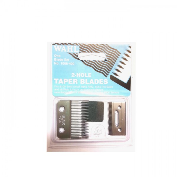 Wahl Super Taper Blade Set
