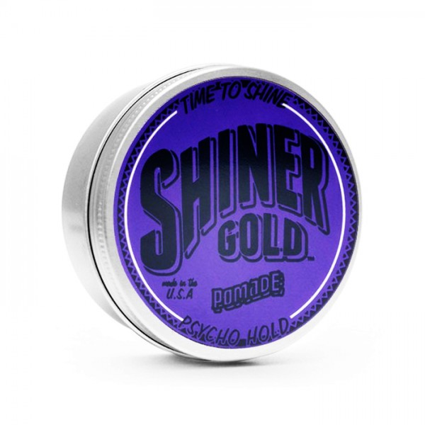 Shiner Gold Psycho Pomade