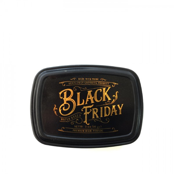Black Friday Water Based Pomade