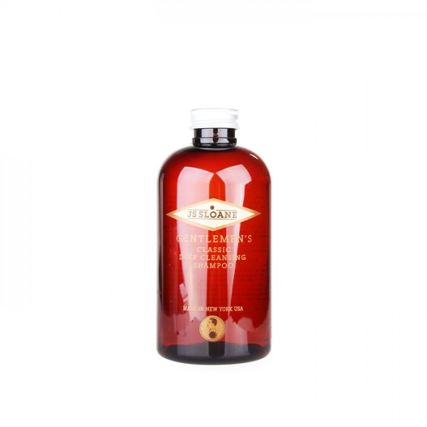 JS Sloane Gentlemens Deep Cleansing Shampoo