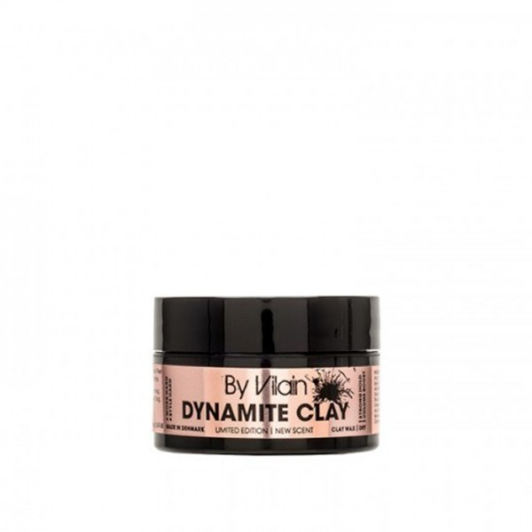 By Vilain Dynamite Clay Travel Size Limited Edition