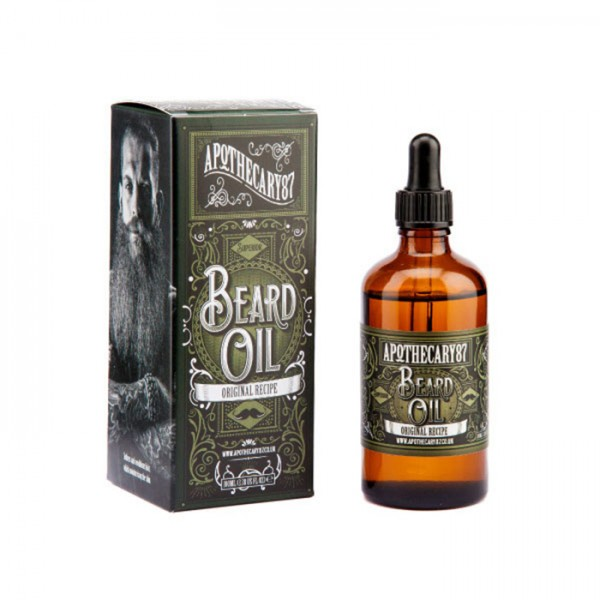 Apothecary87 Beard Oil Original Recipe