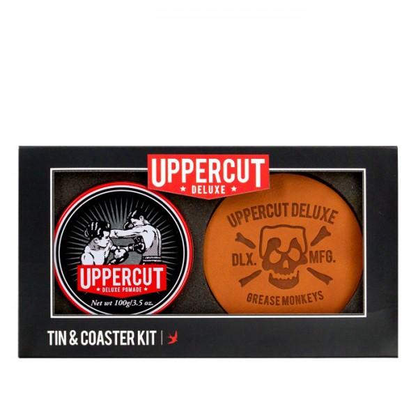 Uppercut Deluxe Tin Coaster Kit