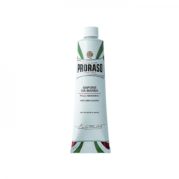 Proraso Shaving Cream Sensitive Green Tea