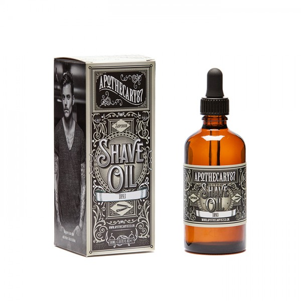 Apothecary87 Shave Oil