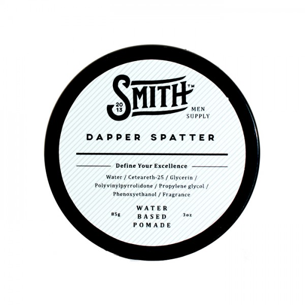 Smith Pomade Dapper Spatter