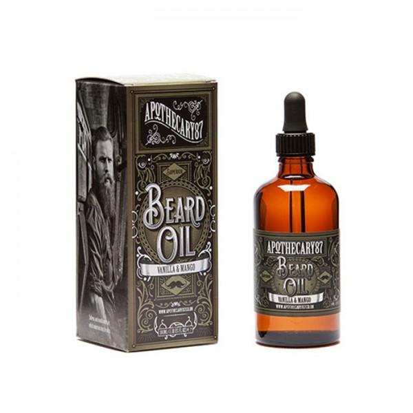 Apothecary87 Beard Oil Vanilla & MANgo