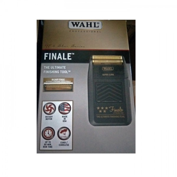 WAHL 5 Star Series Finale Shaver