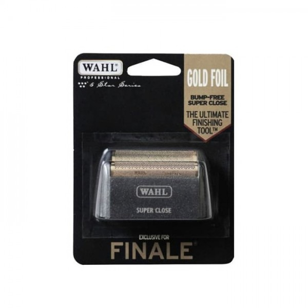 Wahl 5 Star Shaver Finale Replacement Gold Foil
