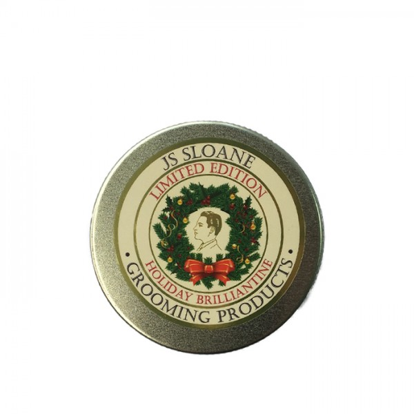JS Sloane Pomade Heavyweight Brilliantine Holiday Edition