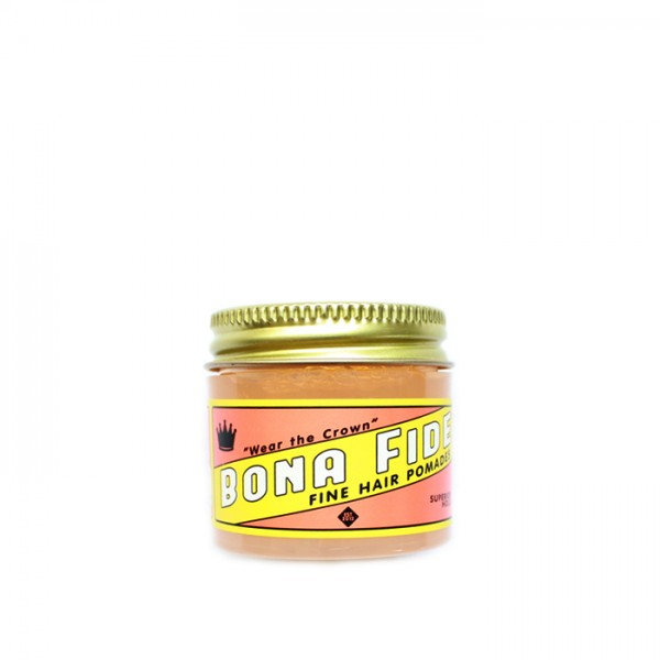 Bona Fide Superior Hold Pomade Travel Size