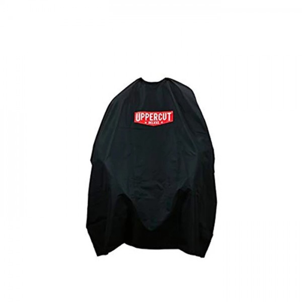 Uppercut Deluxe Barber Cape Black